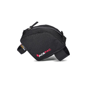 Acepac Tube Bag Cykeltaske sort